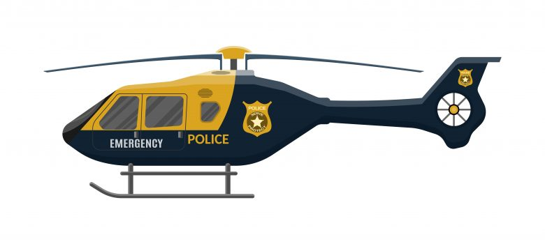 Law enforcement aviation is an essential unit in the police force.