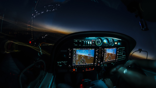 The use of aviation night vision goggles come with certain limitations.